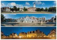 Postkarte WF Lessingstadt