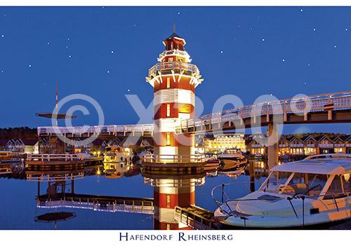 Postkarte Rheinsberg